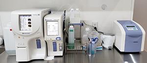 自動血球計算器 CRP・ヘモグロビンA1c測定装置